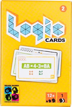 Логические карточки 2