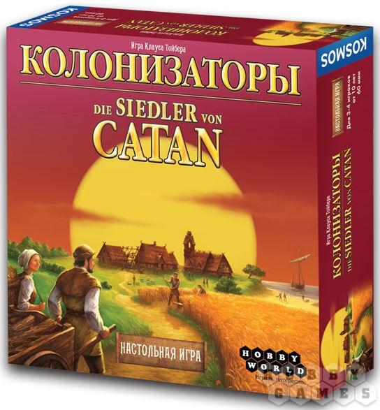 Колонизаторы / Settlers of Catan