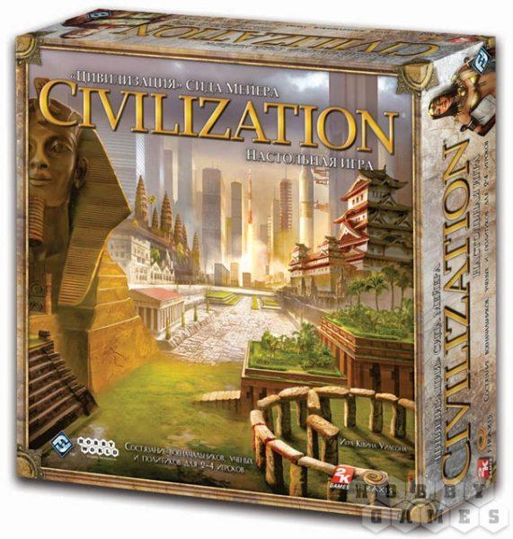 Цивилизация Сида Мейера / Civilization