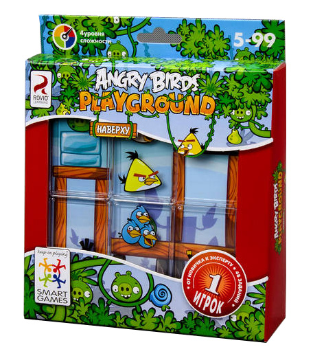 Angry Birds: Наверху / Angry Birds: Playground