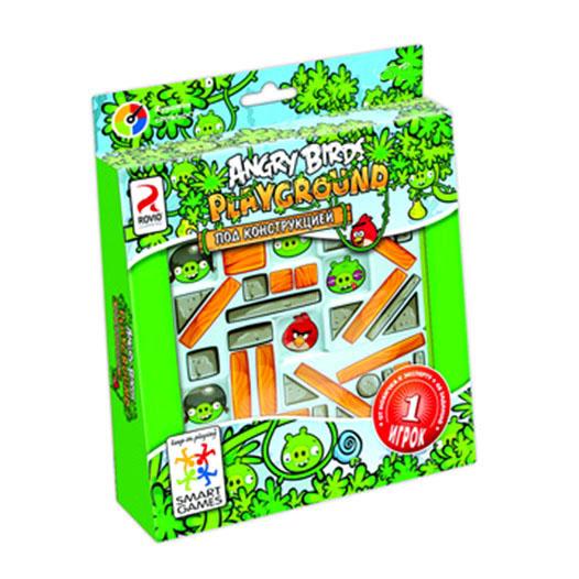 Angry Birds: Под конструкцией / Angry Birds: Playground