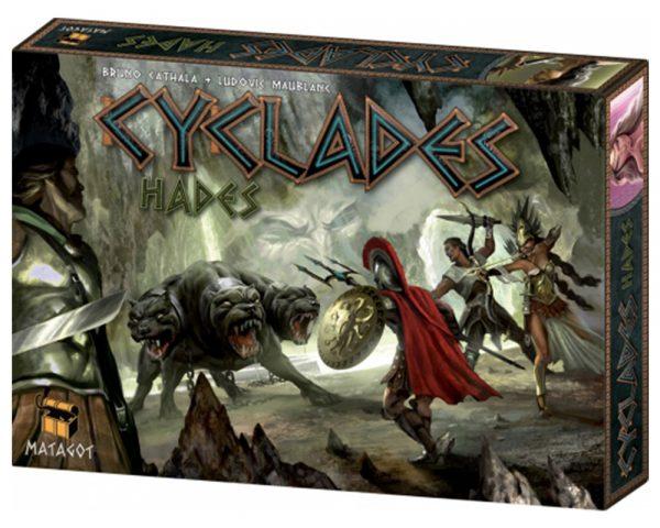 Киклады Аид (Cyclades: Hades)