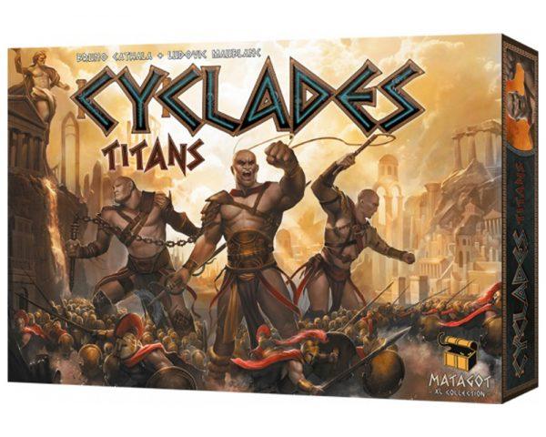 Киклады Титаны (Cyclades Titans)