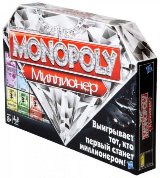 Монополия Миллионер / Monopoly Millionaire