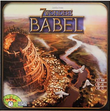 7 чудес: Вавилон / 7 Wonders: Babel