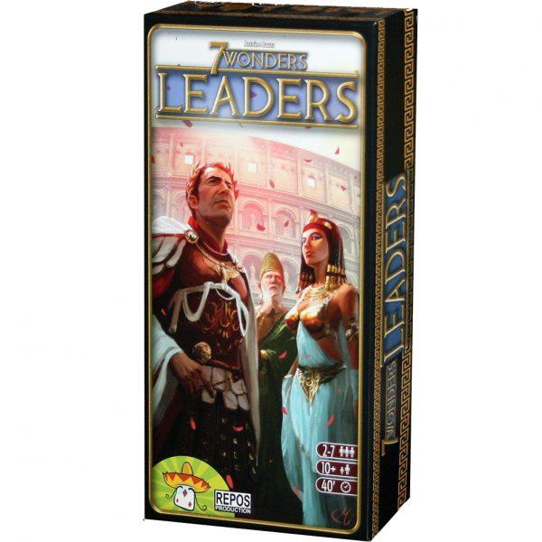 7 Чудес.Лидеры / 7 Wonders: Leaders