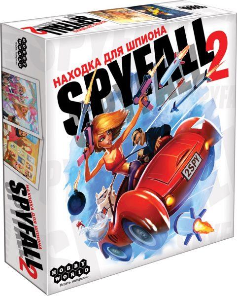 Находка для шпиона 2 / Spyfall 2
